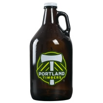 Timbers Growler